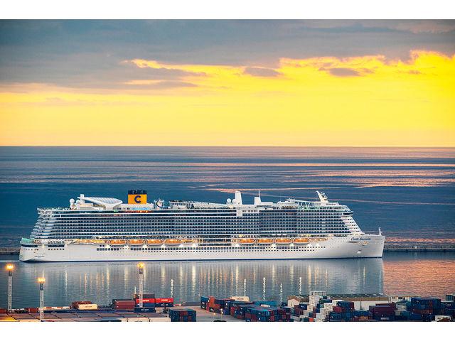 Croisière en Méditerranée à bord du Costa Smeralda - 10
