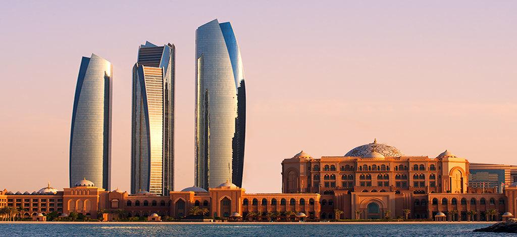 Découverte d'Abu Dhabi