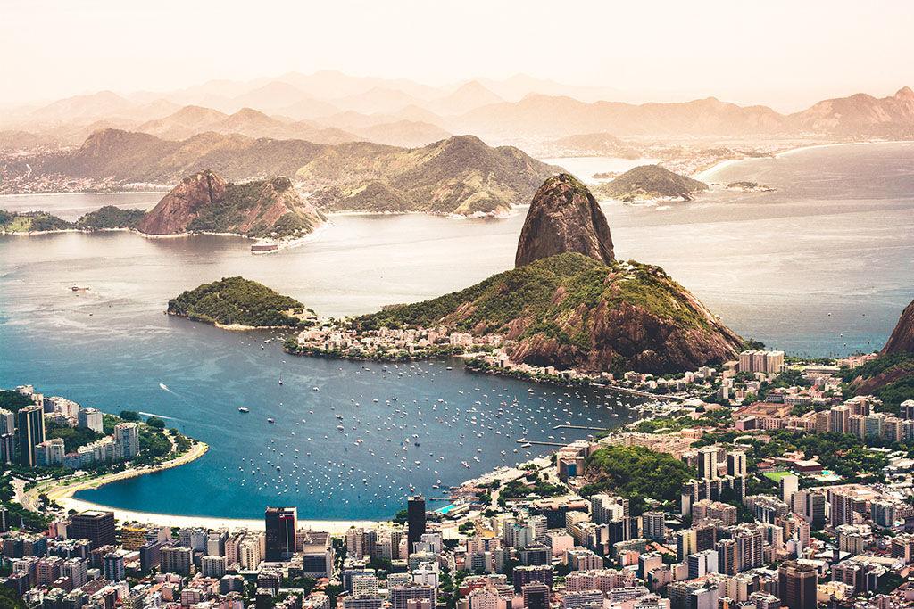 Découverte du Brésil