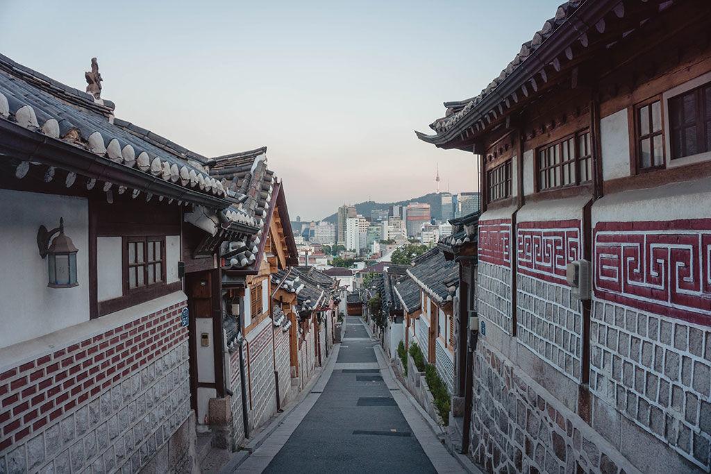 Découverte de la Corée du Sud