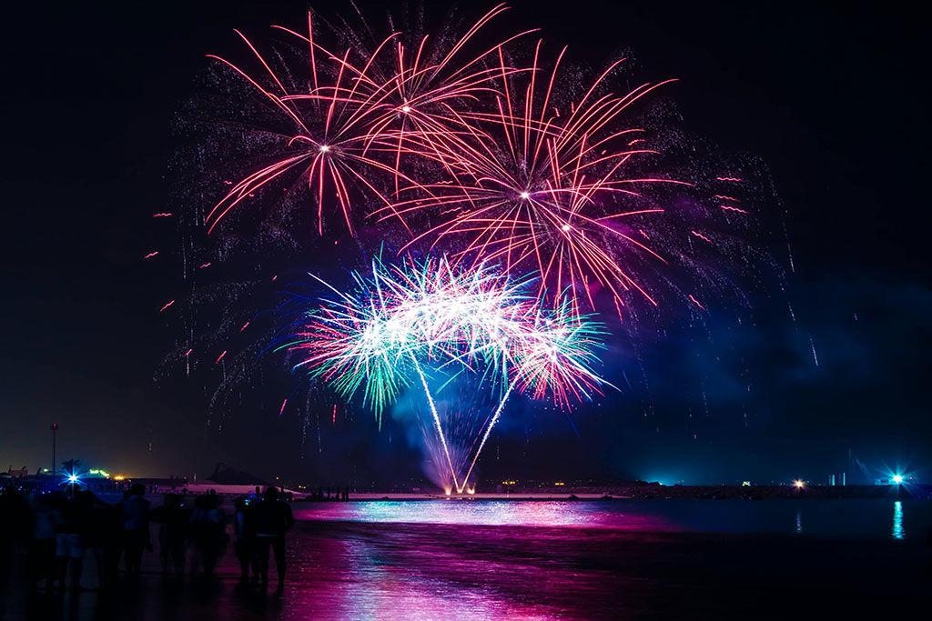 Nouvel An aux Emirats - 1