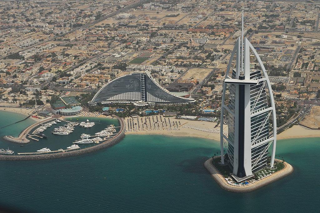 Découverte de Dubai - 1