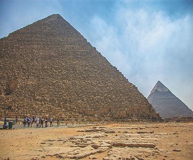 Escapade au Caire 2020