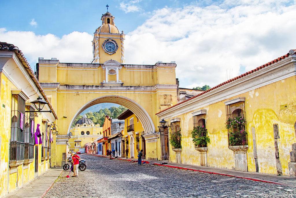 Découverte du Guatémala