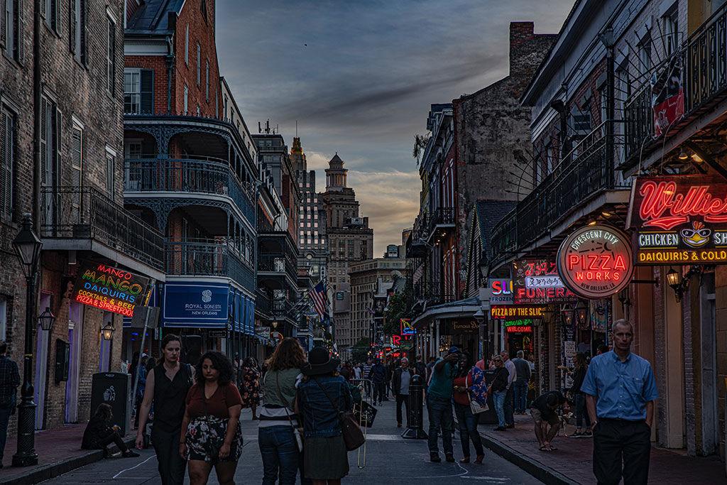 Circit découverte de la Nouvelle Orléans