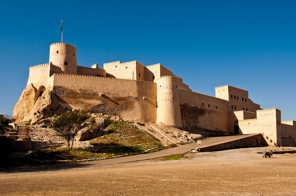 Circuit Paysage d'Oman - 1