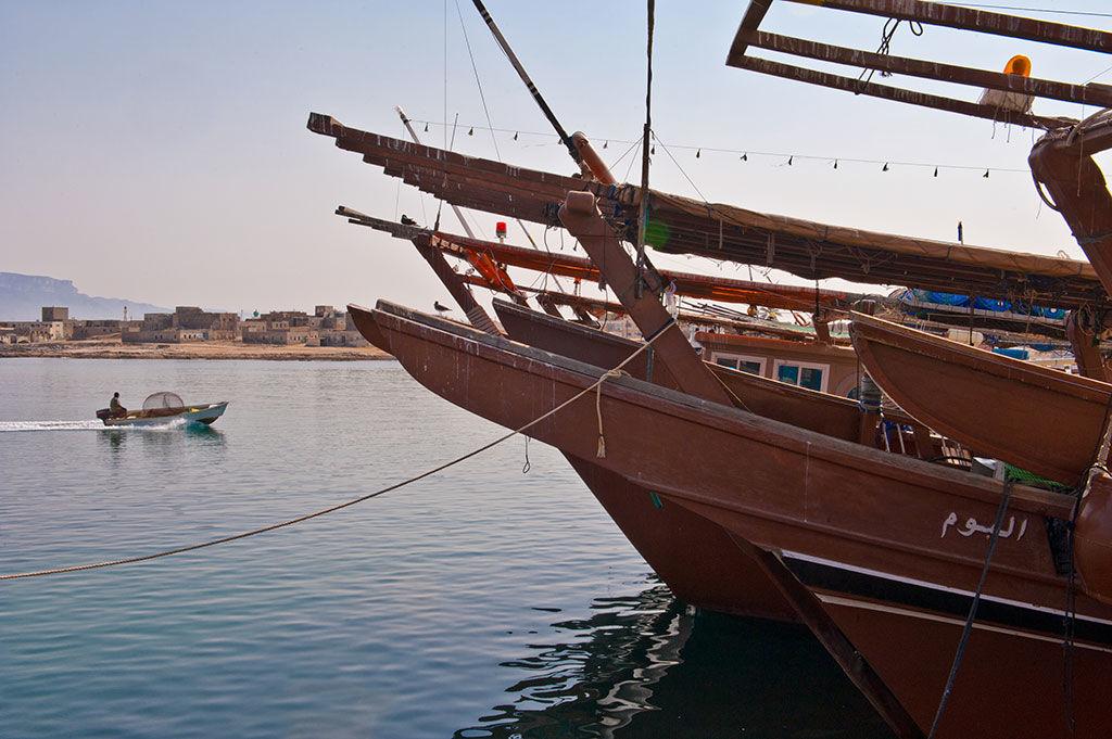 Du Golf Persique à l'Océan Indien
