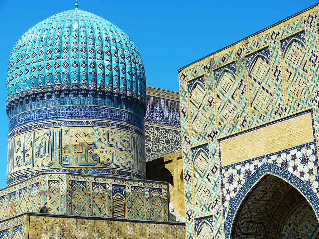 Découverte de l'Ouzbékistan - 1