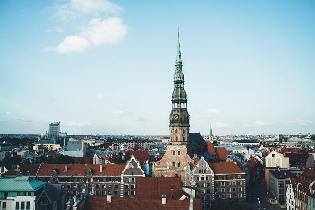 Pays Baltes et Helsinki