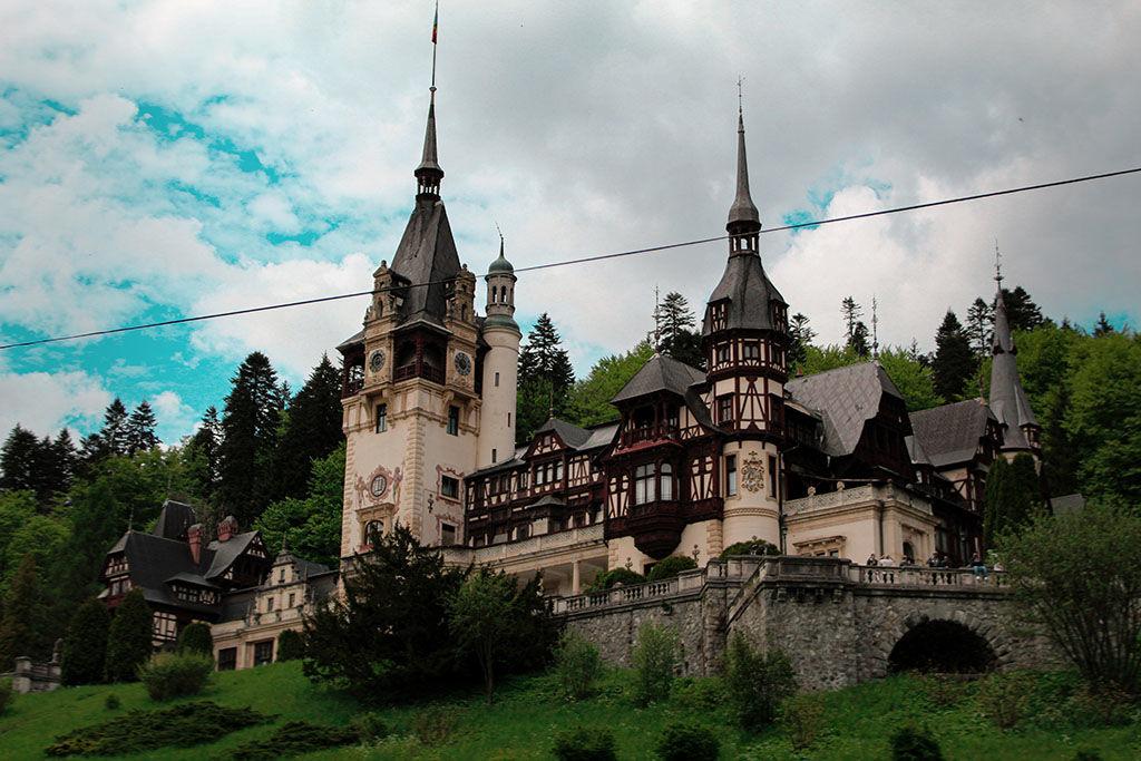 Découverte de la Roumanie : La Transylvanie et les monastères de Bucovine