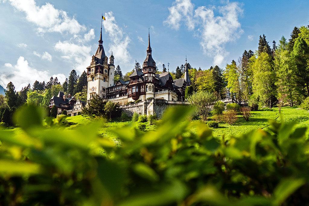 Circuit Découverte de la Roumanie : Circuit Dracula - 1