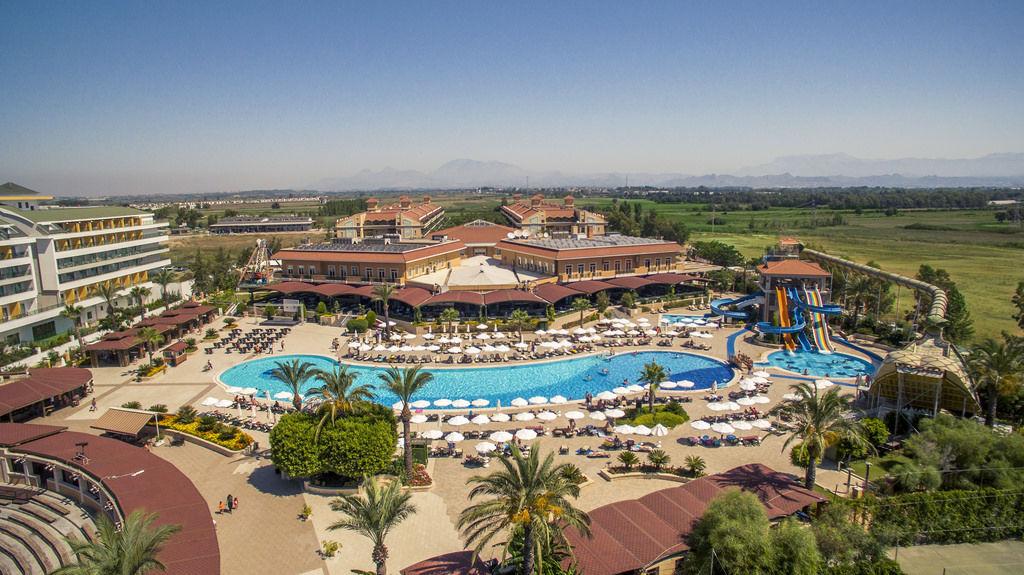 Hôtel Crystal Paraiso Verde Resort & Spa 5*
