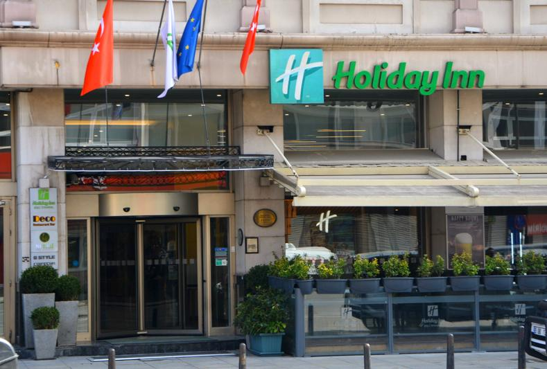 Escapade Istanbul 5* Holiday Inn Sisli