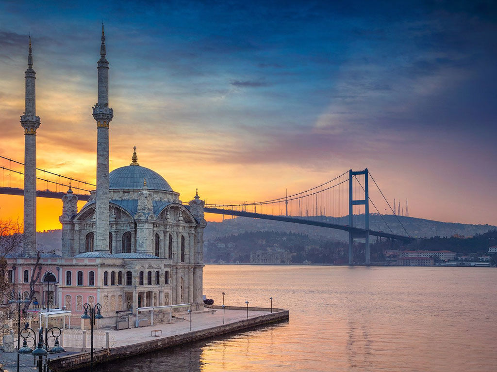 Escapade Istanbul Hotel Crown Plaza Old City 5*