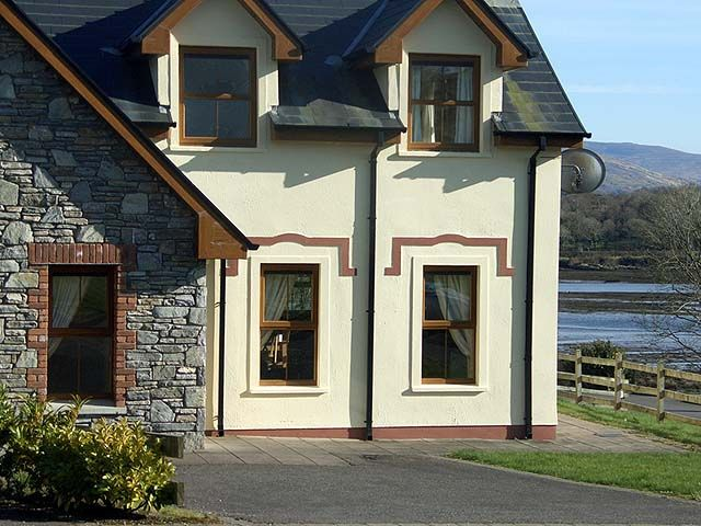 cottage inbhear sceine waterside holiday home avec traversee maritime kerry irlande avec. Black Bedroom Furniture Sets. Home Design Ideas