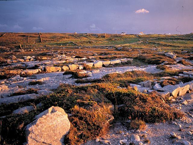 Irlande - Connemara - Cottage Carraroe avec traversée maritime incluse