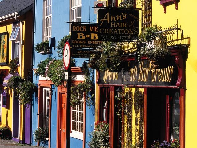 Irlande - Cork - Cottage Glengarriff avec traversée maritime incluse