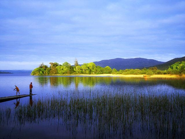 Irlande - Cork - Cottage Shanagarry avec traversée maritime incluse