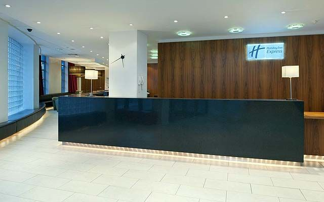 Grande-Bretagne - Londres - Royaume Uni - Hôtel Holiday Inn Express London City 2* avec traversée maritime incluse