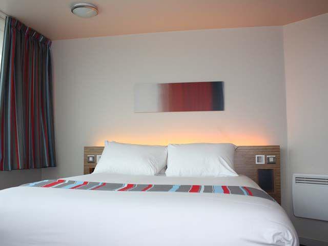 Grande-Bretagne - Londres - Royaume Uni - Hôtel Travelodge Waterloo London Central 1* avec traversée maritime incluse