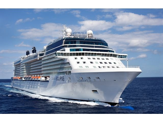 crucero-Celebrity Eclipse : Europa (Crucero de 2 noches/Clase Solstice)