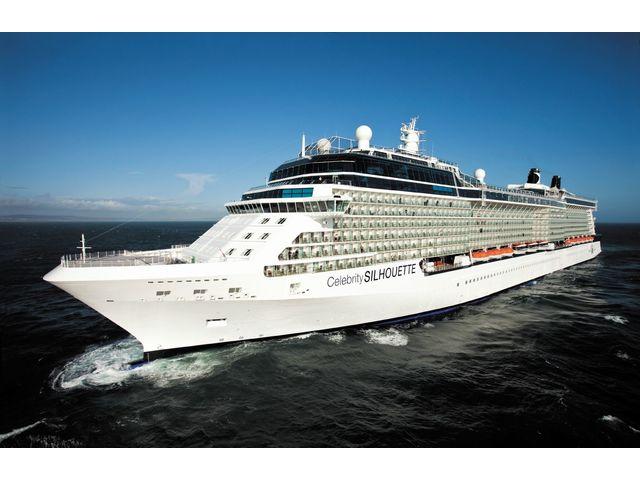 crucero-Celebrity Silhouette : Caribe (Crucero de 7 noches/Clase Solstice)