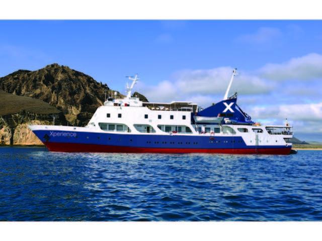 crucero-Celebrity Xpedition : Las Islas Galápagos (crucero de 7 noches/Clase Xpedition)