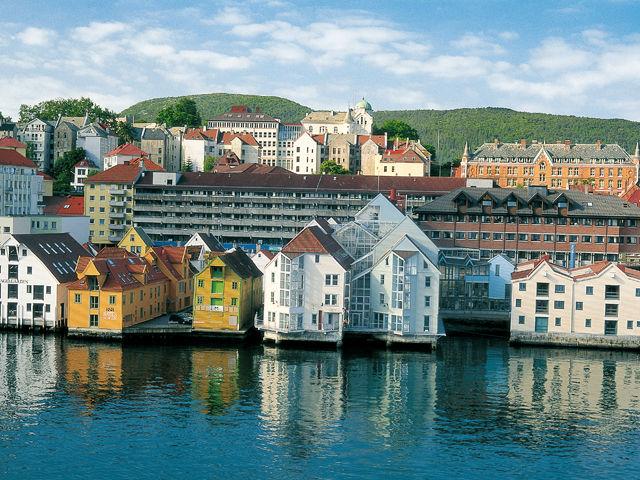 Allemagne - Danemark - Norvège - Croisière au Danemark, Norvège, Allemagne avec le Costa Favolosa