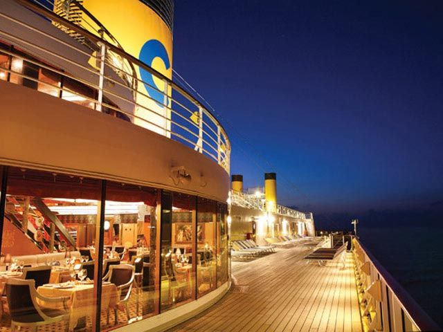 Photo n° 8 France, Italie, Espagne avec le Costa Mediterranea