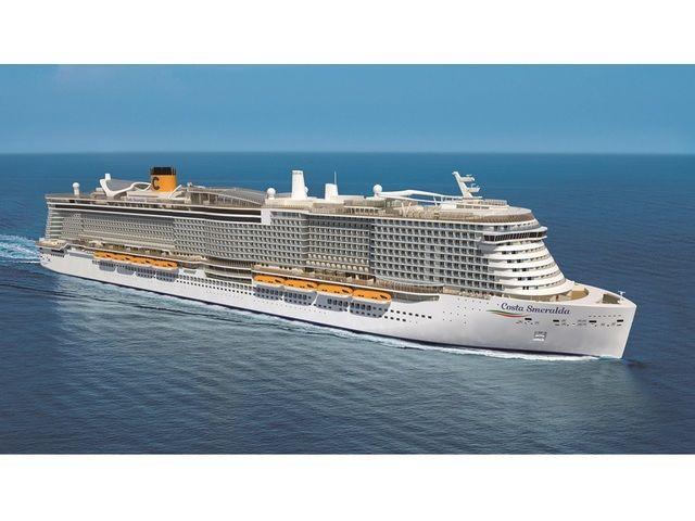 Croisière en Méditerranée à bord du Costa Smeralda - 12