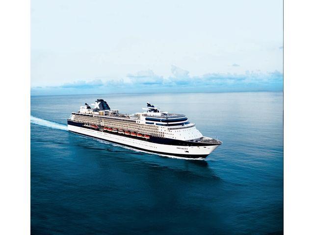 crucero-Celebrity Infinity : Europa (Crucero de 12 noches/Clase Millenium)
