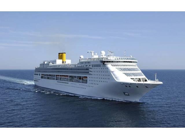 crucero-España, Italia, Malta, Francia con el Costa Victoria