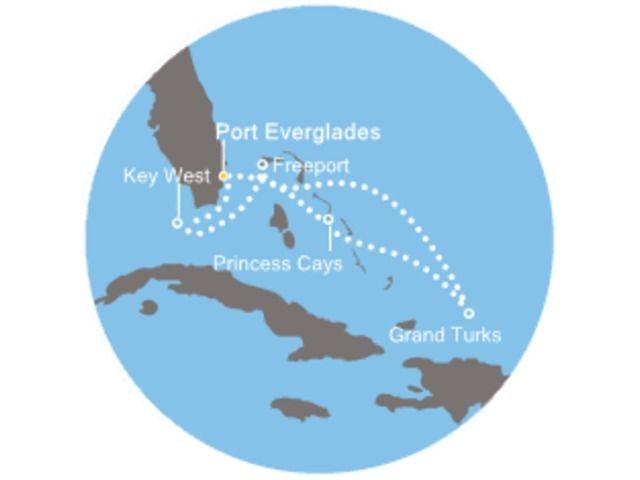 La Magie des Caraïbes avec le Costa Magica