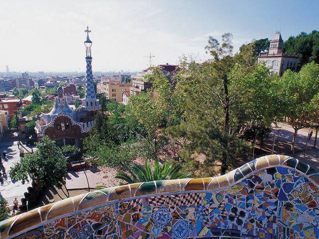 Espagne, Italie avec le Costa Favolosa, Barcelone