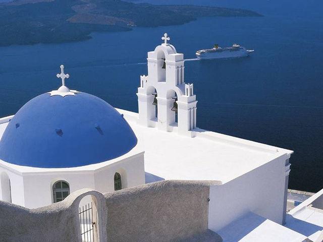 Croisière Italie, Grèce avec le Costa Victoria - 1