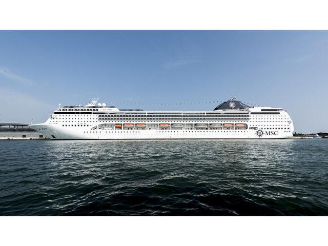 crucero- Italia, Montenegro, Grecia - 7 noches a bordo del MSC Opera