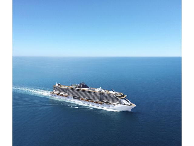 crucero-España, Francia, Italia, Malta - 7 noches a bordo del MSC Seaview