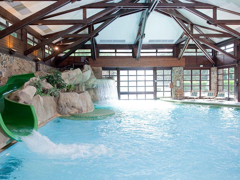 France - Ile de France - Disneyland Paris - Paris - Disney's Sequoia Lodge® : Détendez-vous dans un refuge boisé !