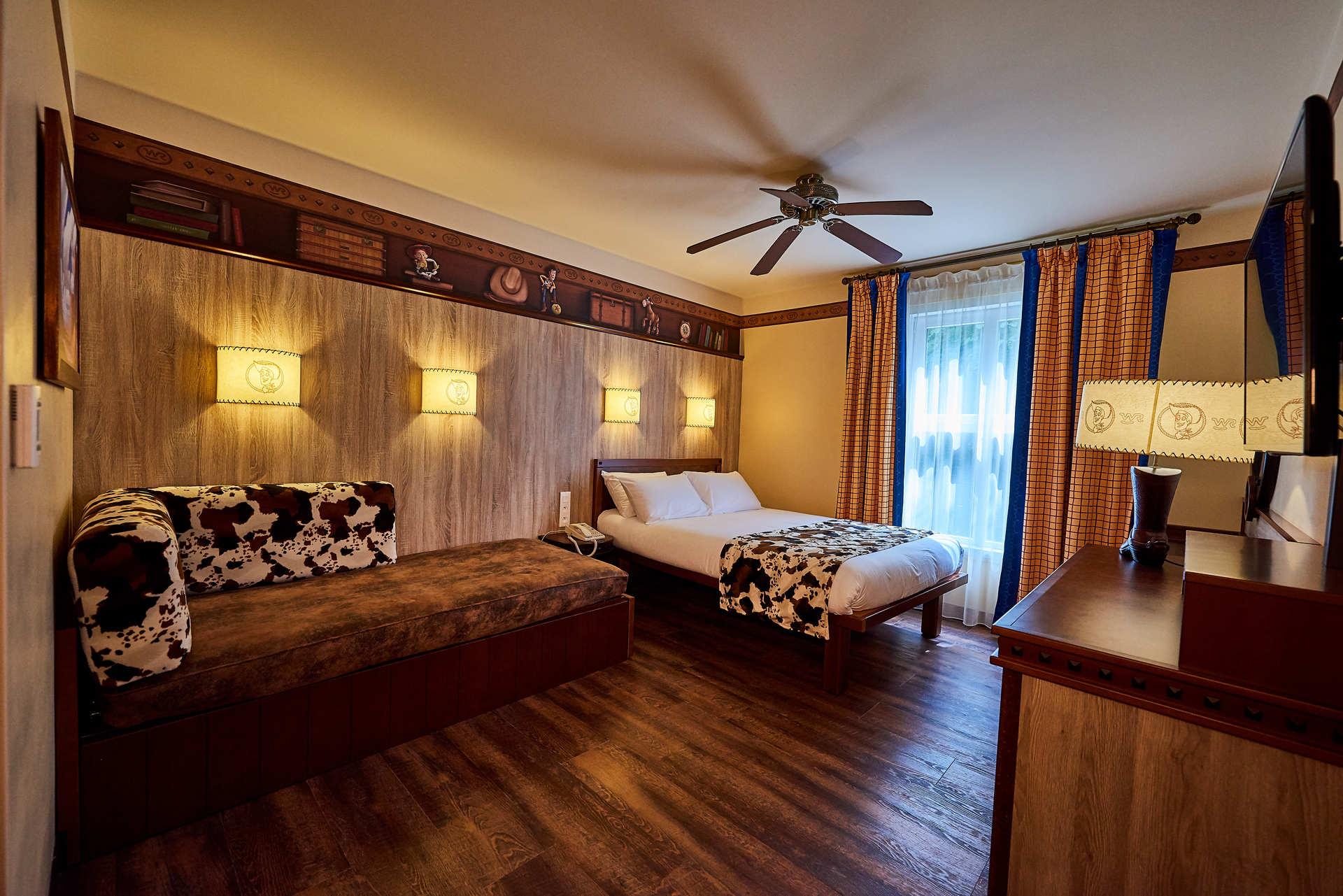 France - Ile de France - Disneyland Paris - Paris - Disney's Hôtel Cheyenne : Jusqu'à -30% sur votre séjour + Séjour OFFERT pour les -12 ans!