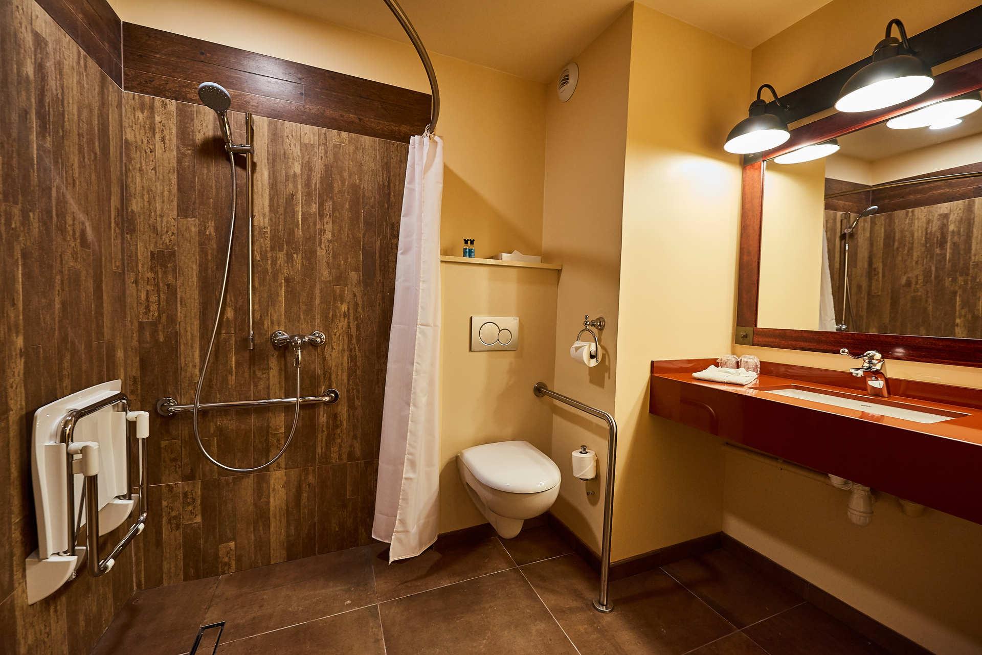 Idee Carrelage Salle De Bain Petite ~ Disney S Hotel Cheyenne Jusqu A 35 Sur Votre Sejour Sejour