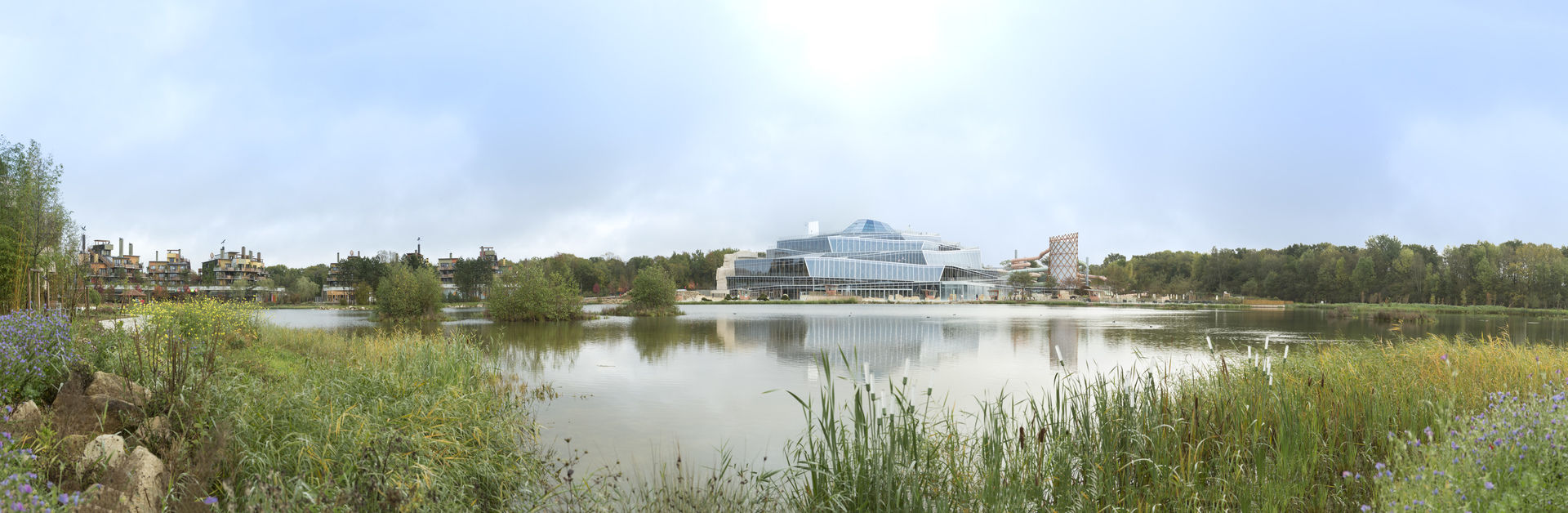 France - Ile de France - Disneyland Paris - Paris - Villages Nature ® Paris by Center Parcs : Vivez au rythme de la nature !
