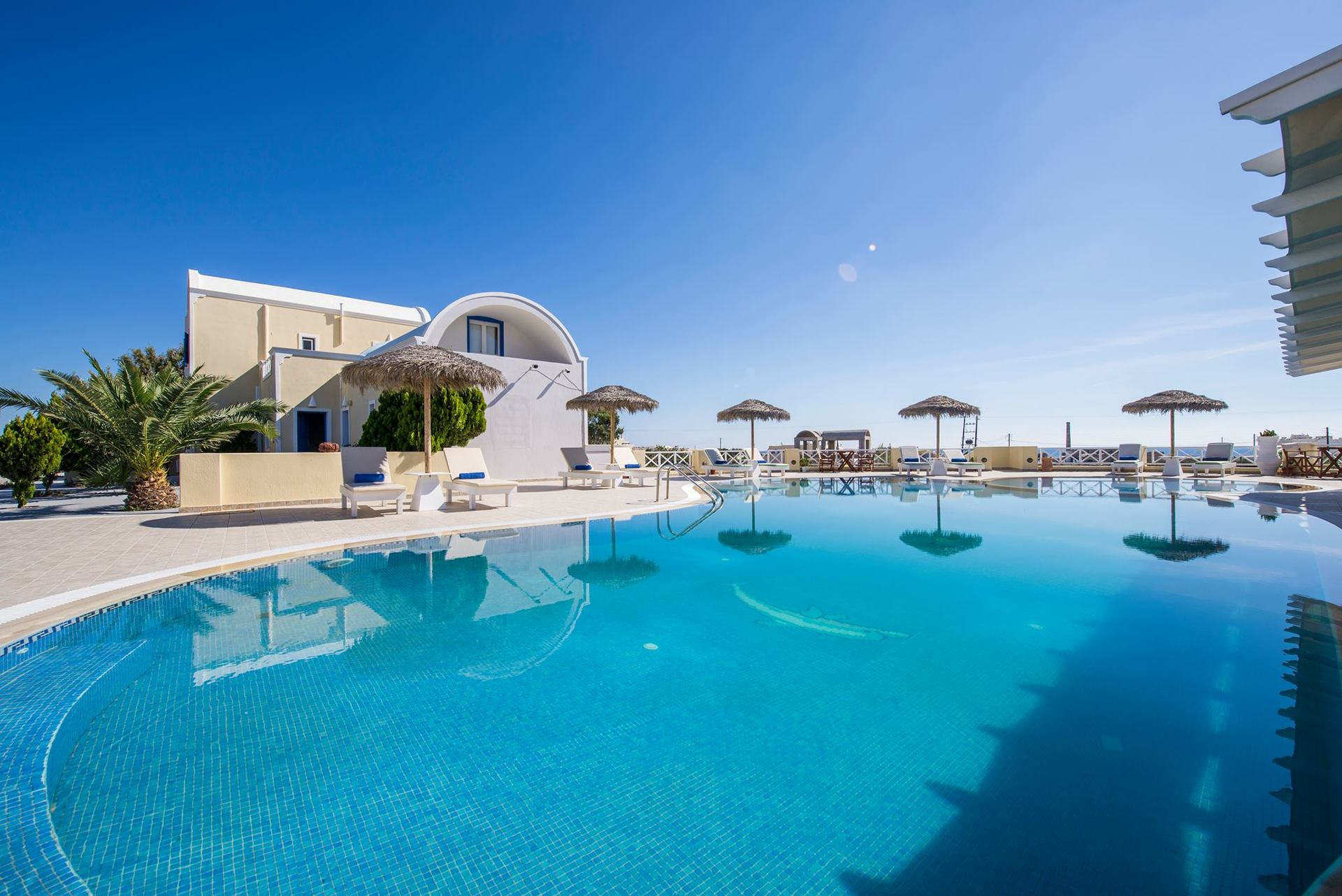 Hôtel Bella Santorini 4* Location Voiture Incluse