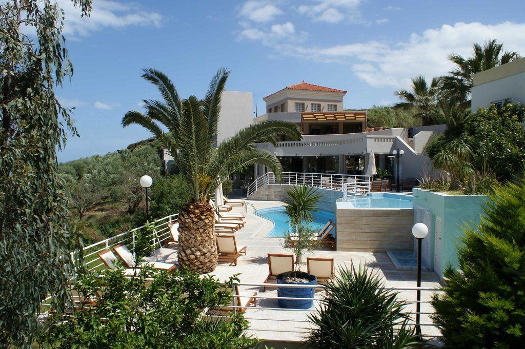 Hôtel Crète Hôtel Pelagia Bay 3* - Location voiture incluse - 1