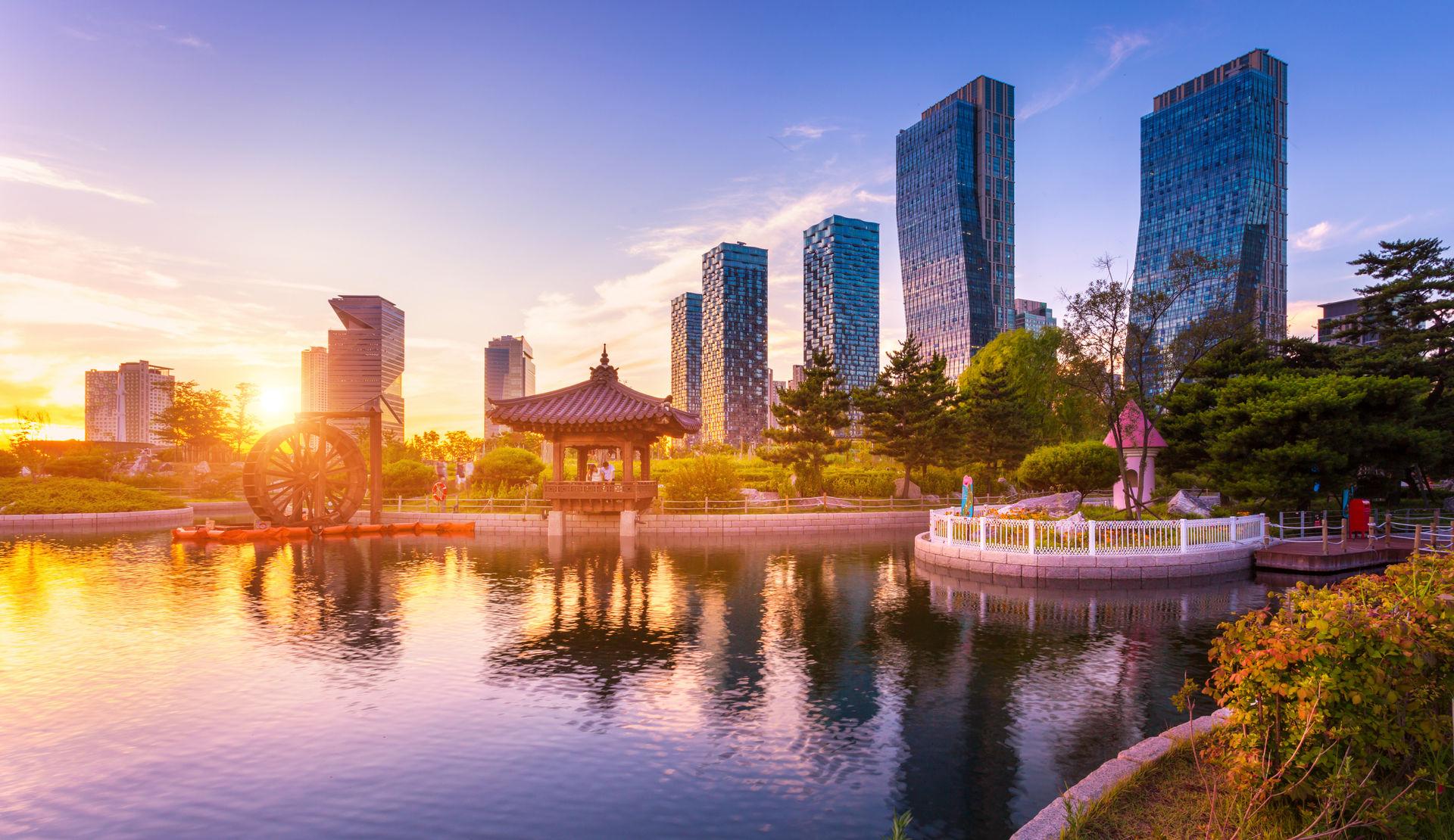 Combiné 3 capitales asiatiques incroyables 3* : Pékin, Séoul et Tokyo