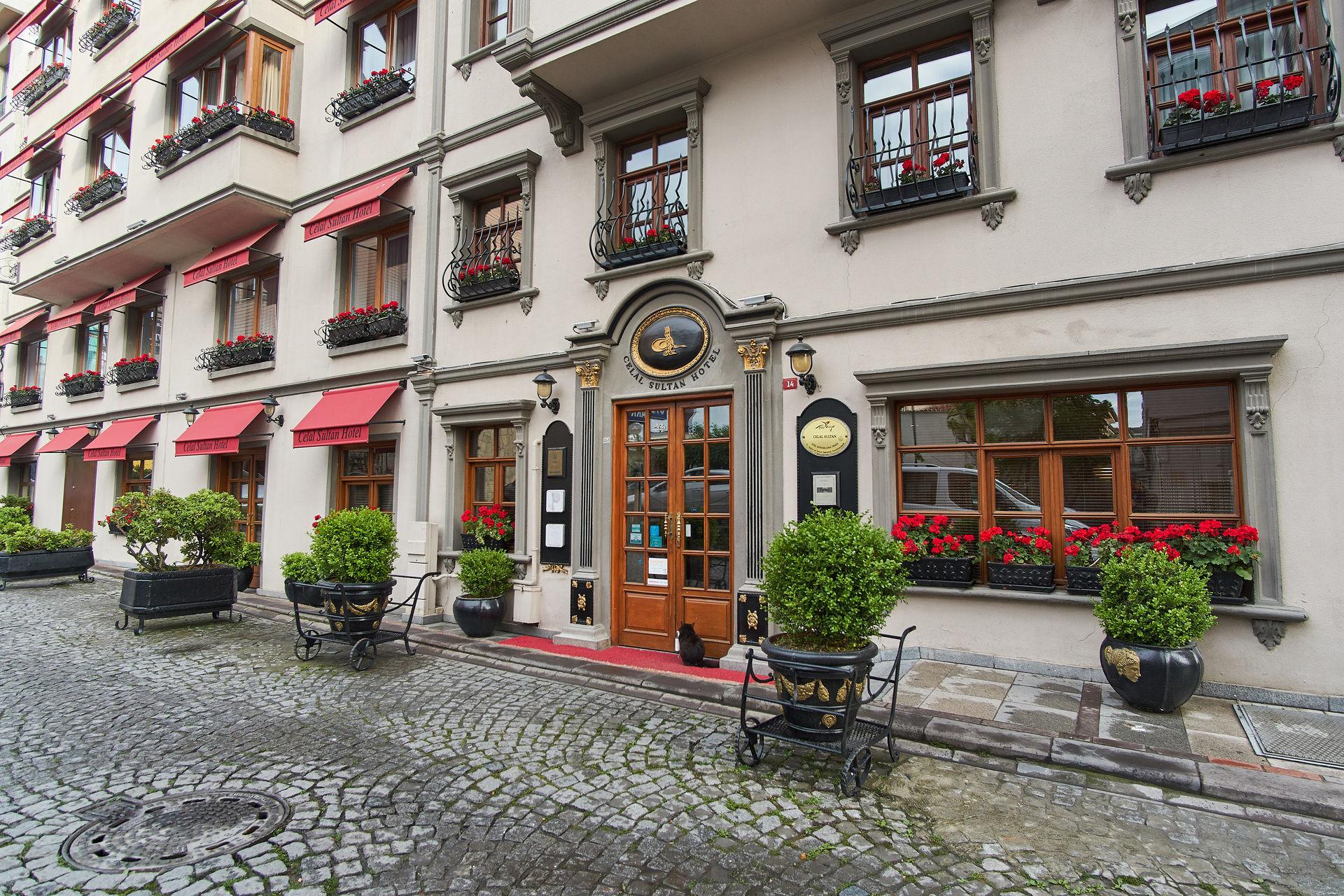 Celal Sultan Hotel 4* - 1