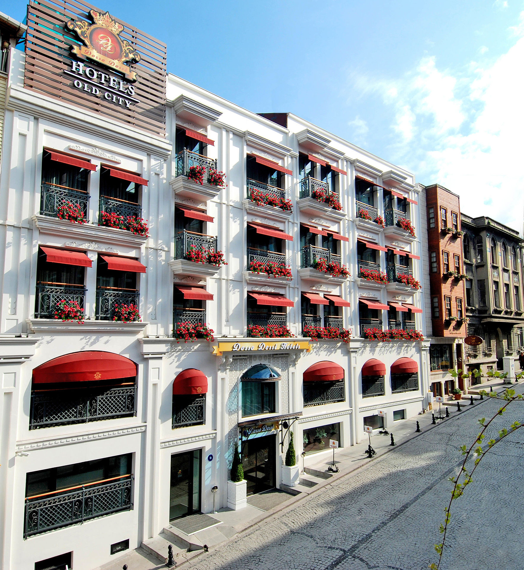 Dosso Dossi Old City Hotel 4* - 1