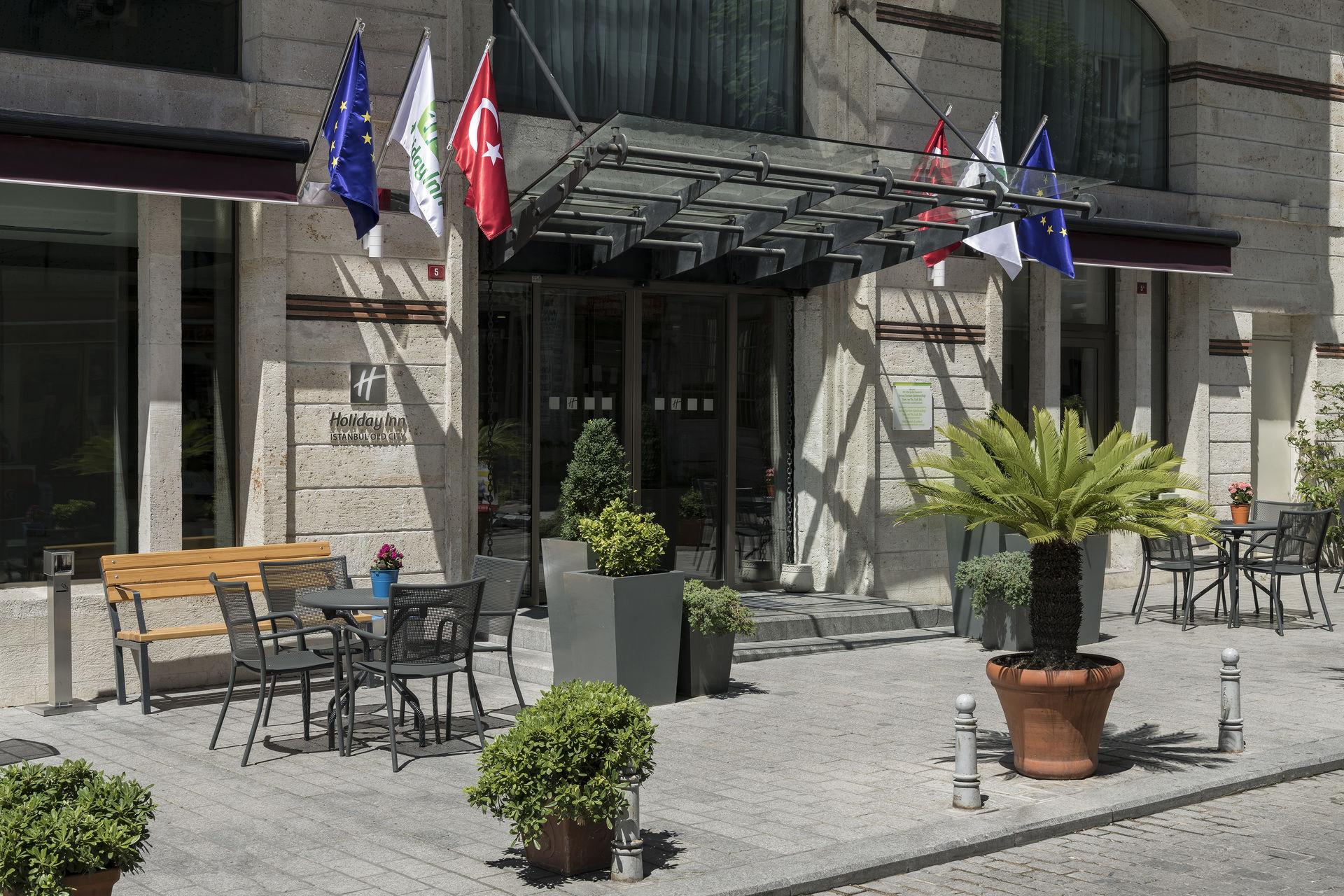 Hôtel Holiday Inn Old City 4* - 1