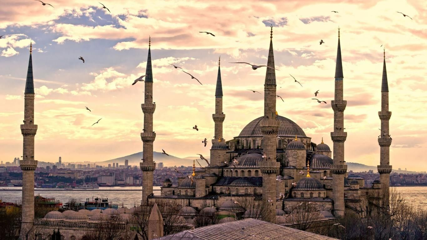 Balade à Istanbul en 5* - 1