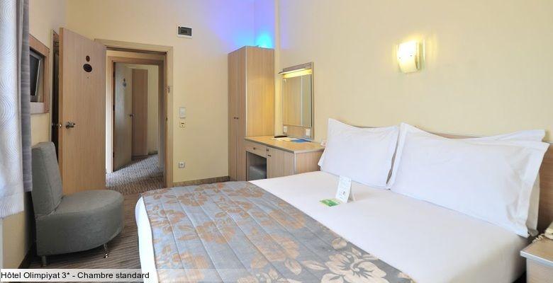Hôtel Olimpiyat 3* - 1