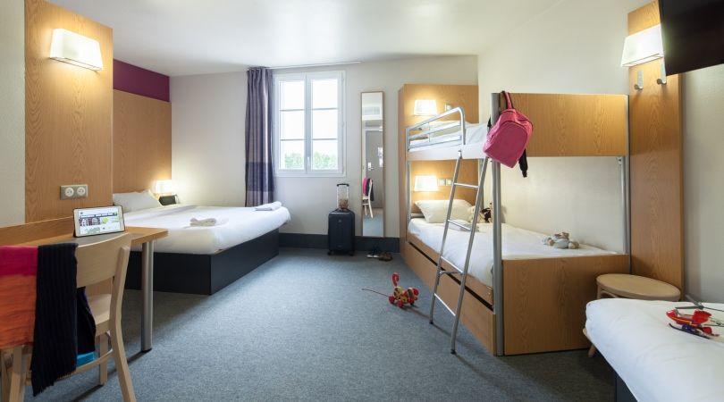 France - Ile de France - Disneyland Paris - Paris - Hôtel B&B 2* avec accès au(x) parc(s) Disneyland® Paris
